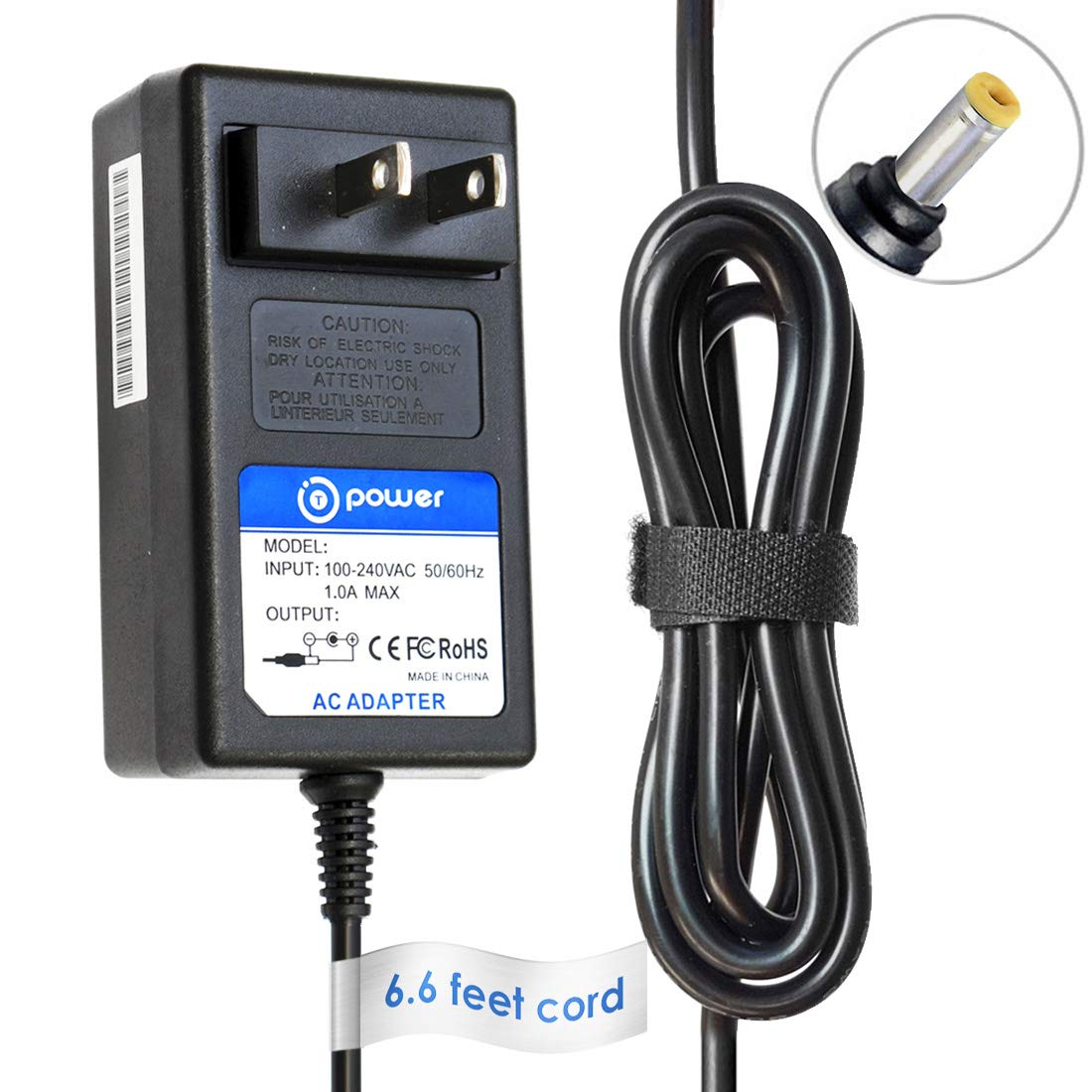 T-Power 12V AC Adapter For Casio WK-1630 ad-12ul WK-3700 PIANO PRIVIA PX-100 PX-110 PX-320 PX-400R PX-500L WK3800 WK-3700 portal Electronic Piano & Keyboard TP-Vb1-F0G