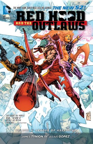 new 52 red hood and the outlaws - 5