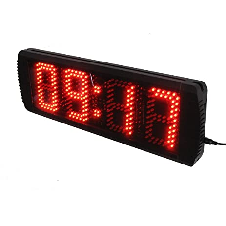 amazon com 5 bright led countdown timer count down up in minutes