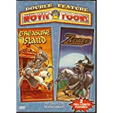 The Amazing Zorro/ Treasure Island