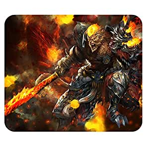 Custom League of Legends LOL Mouse Pad Hero Wukong Skin Mouse Pad for Game Fans