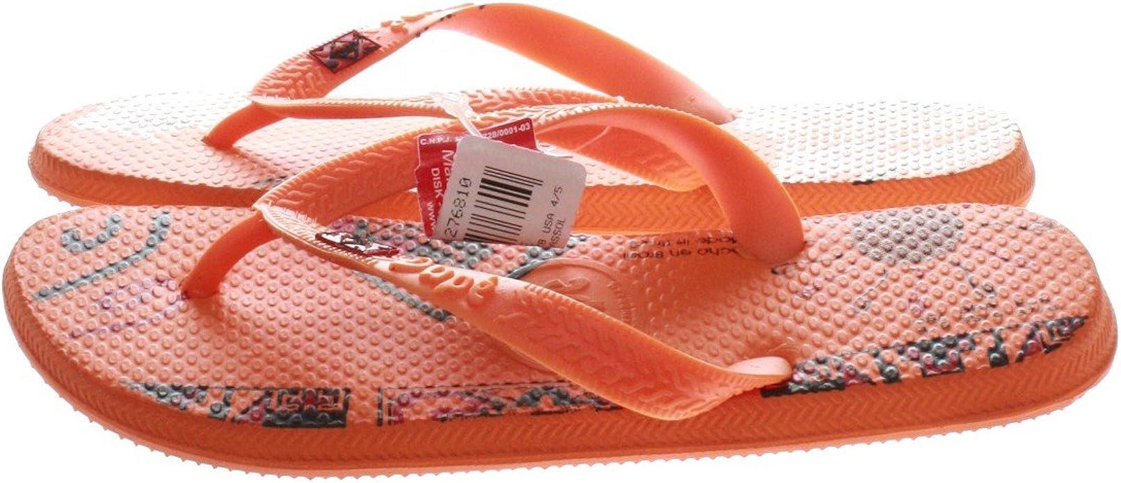 Unbekannt Mono Picture - Zapatillas de Running para Mujer Naranja Naranja, Color Naranja, Talla EUR 41/42: Amazon.es: Zapatos y complementos