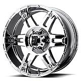 xd series 18 - 20x8.5 XD Series by KMC SPY Wheel 18mm 6x139.7 CHROME