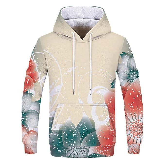 Jiayit Women Hoodies Autumn Winter Print Long Sleeve Hooded Sweatshirt Tops Blouse at Amazon Womens Clothing store: