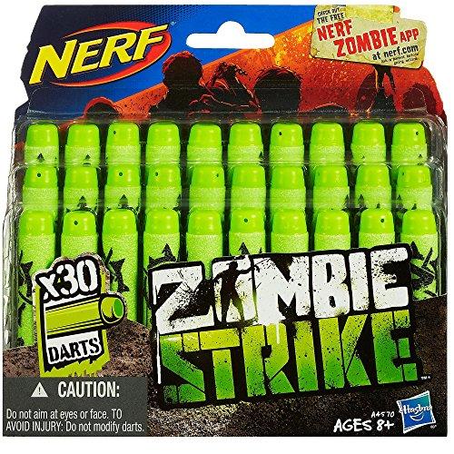 Official Nerf Zombie Strike 30 Dart Refill Pack