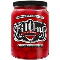 64oz Filthy Red Maraschino Cherry
