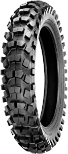Shinko 520 Series Intermediate/Hard Terrain Rear Tire - 110/100-18