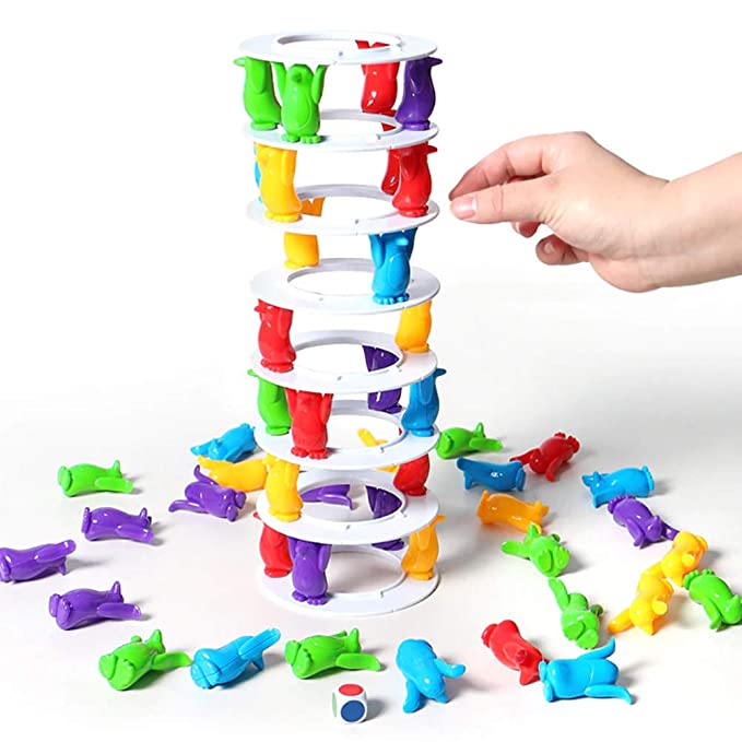 FairOnly Balance Challenge Tower Stacked Intelligence - Juego de ...