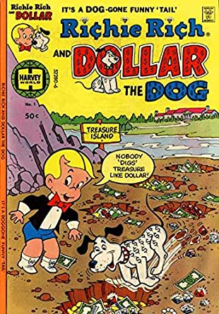 Amazon.com: Richie Rich and Dollar the Dog (1977 series