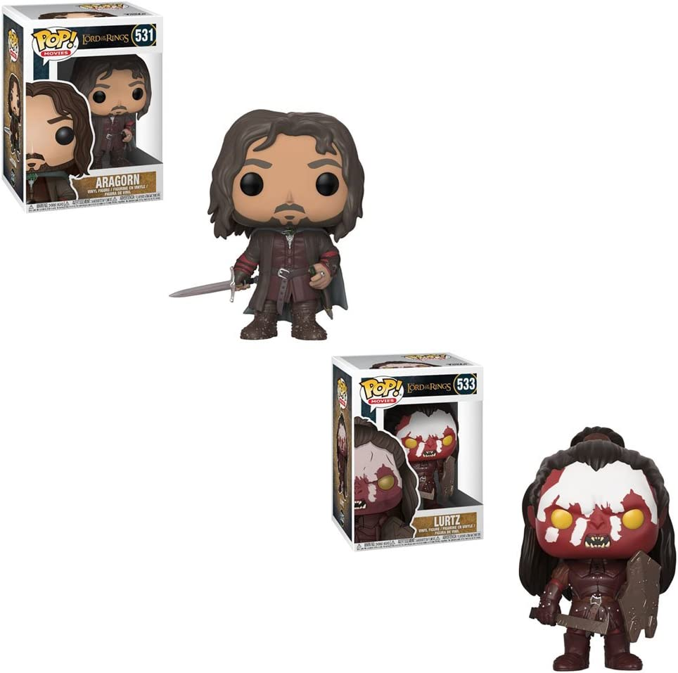 FUNKO POP MOVIES Lord of the Rings Aragorn