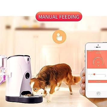 Balscw-J Vigilancia de la cámara del alimento del Perro ...