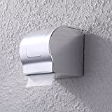 KES A4072 Bathroom Lavatory Wall Mount Toilet Paper Holder, Aluminum