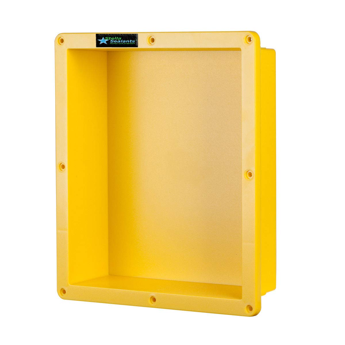Stella Sealants Ready for Tile Shower Niche 16'' x 14'' - Waterproof Leak-Proof Bathroom Recessed Shelf Organiser Storage for Shampoo and Toiletry Storage from