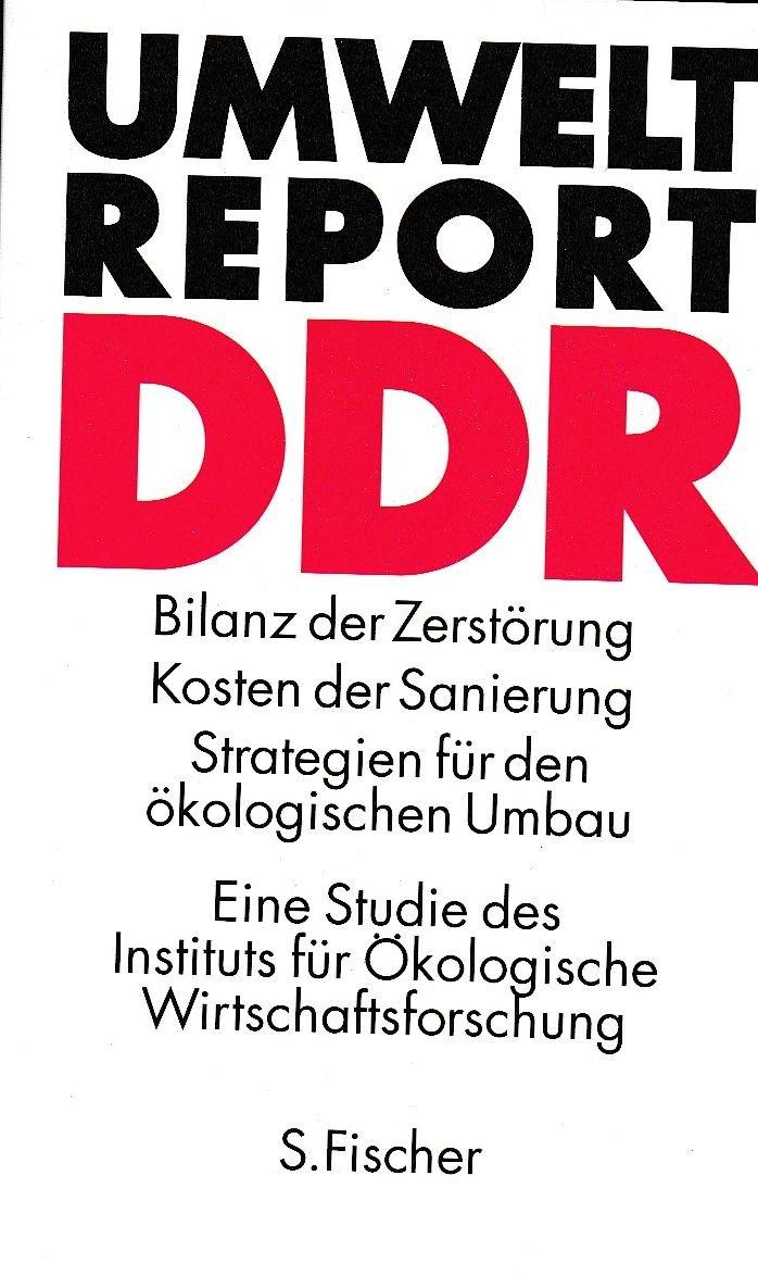 Umweltreport DDR