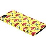 Moomin iPhone 5s/5用ハードケース(正規ライセンス品/フィンランドデザイン) アンブレラ BB-IP5-PM3