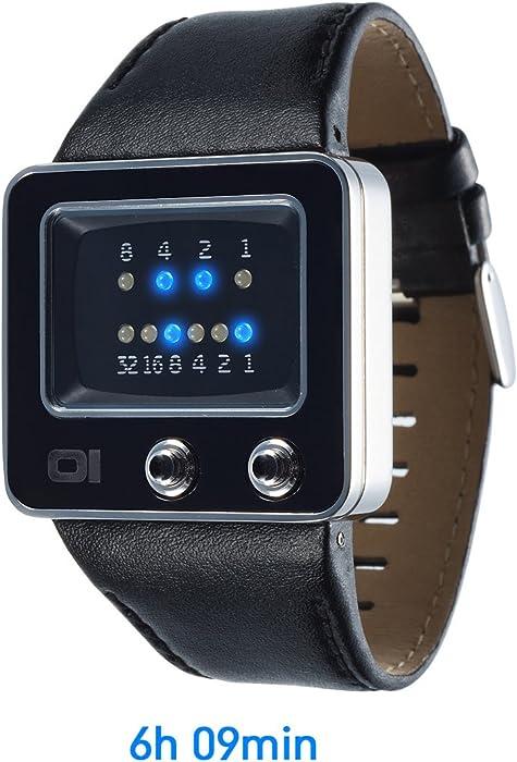 e418fd47d423 Reloj binario TV TV102B1  Amazon.es  Relojes