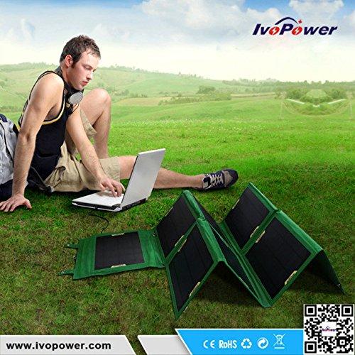 45W18V klappbare solar-Ladegerät Outdoor-Notfall-Ladegerät, Handy-Kfz-Ladegerät
