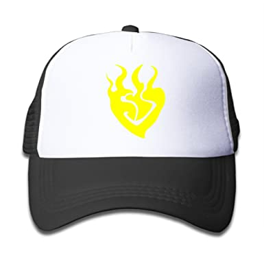 1e20bebe6c7 Rifan RWBY Yang Xiao Long Child Mesh Hat Black  Amazon.co.uk  Clothing