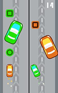 Sling Car Twisty Road Color by Top Apps Factory