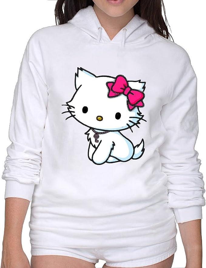 Ripple Junction Hello Kitty Adult Unisex Air Light Weight Fleece Jogger