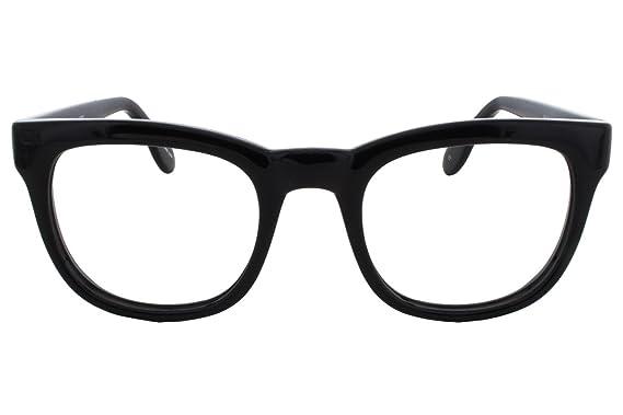 Lunettos Jeff Mens Eyeglass Frames - Black at Amazon Men\'s Clothing ...