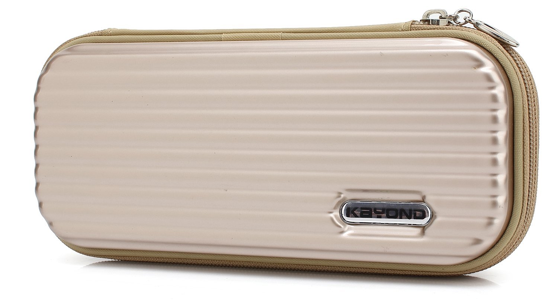 KAYOND Hard Pencil Case PC Hard Shell case for Executive Fountain Pen,Ballpoint Pen,Stylus Touch Pen (Black) KY-BH
