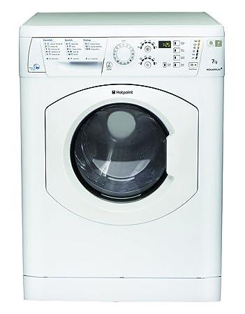 Hotpoint WDF756P Independiente Carga frontal B Blanco lavadora ...