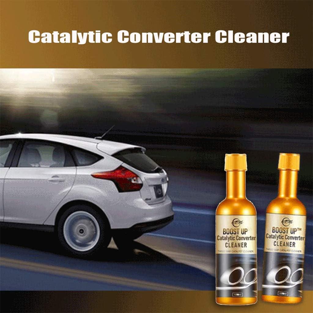 Catalytic Converter Cleaner 120 Ml 2 Stück Auto Katalysator Reiniger Reiniger Für Motor Katalysator Booster Uhren
