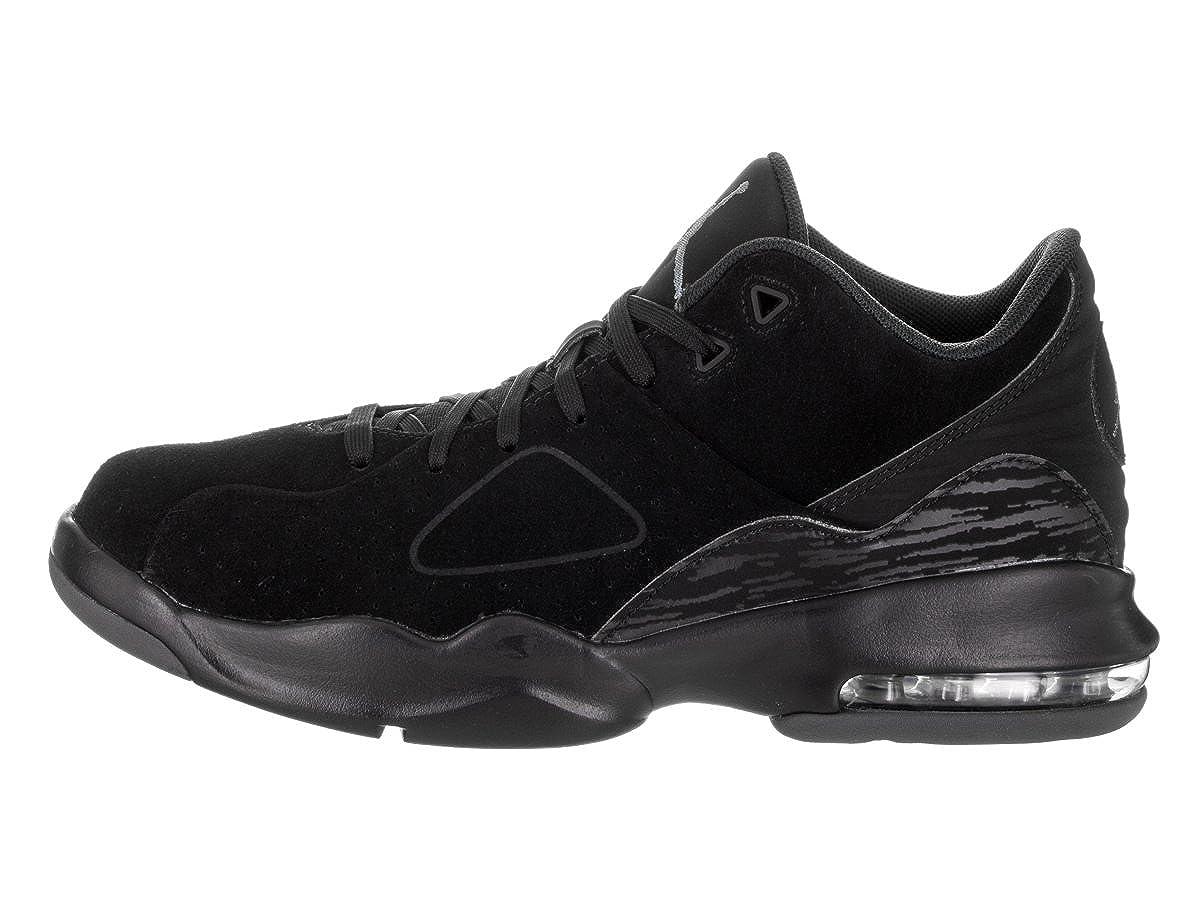 buy cheap 91949 7ed84 Amazon.com   Jordan Franchise Mens Basketball-Shoes 881472-011 11.5 - Black  Black-Dark Grey   Basketball