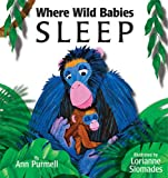 img - for Where Wild Babies Sleep book / textbook / text book
