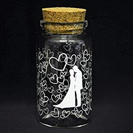 Segnaposto Matrimonio In Vetro.Trade Shop Traesio 12 Bomboniera Segnaposto Matrimonio Ampolla In