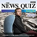 The News Quiz: Series 92: The topical BBC Radio 4 comedy panel show Radio/TV Program by  BBC Radio Comedy Narrated by Miles Jupp