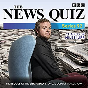 The News Quiz: Series 92 Radio/TV Program