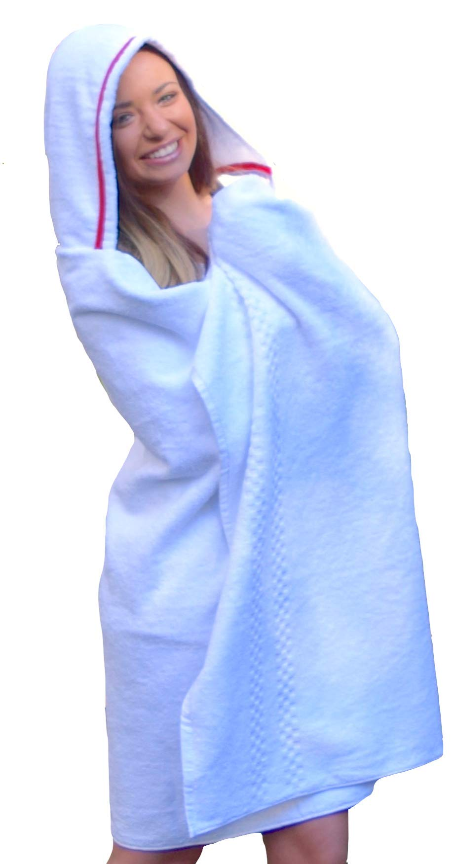 Women's Hooded Towel from TowelHoodies