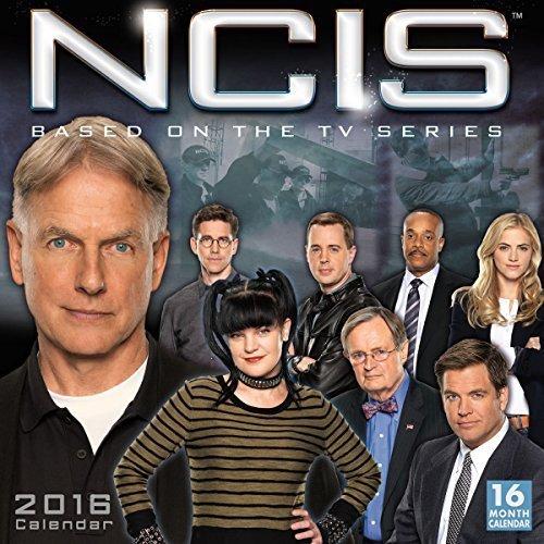 By Inc. CBS Studios - NCIS 2016 Wall Calendar (2015-06-30) [Calendar]