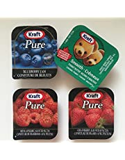 Kraft Peanut Butter & Jam Variety Pack - 30 Count