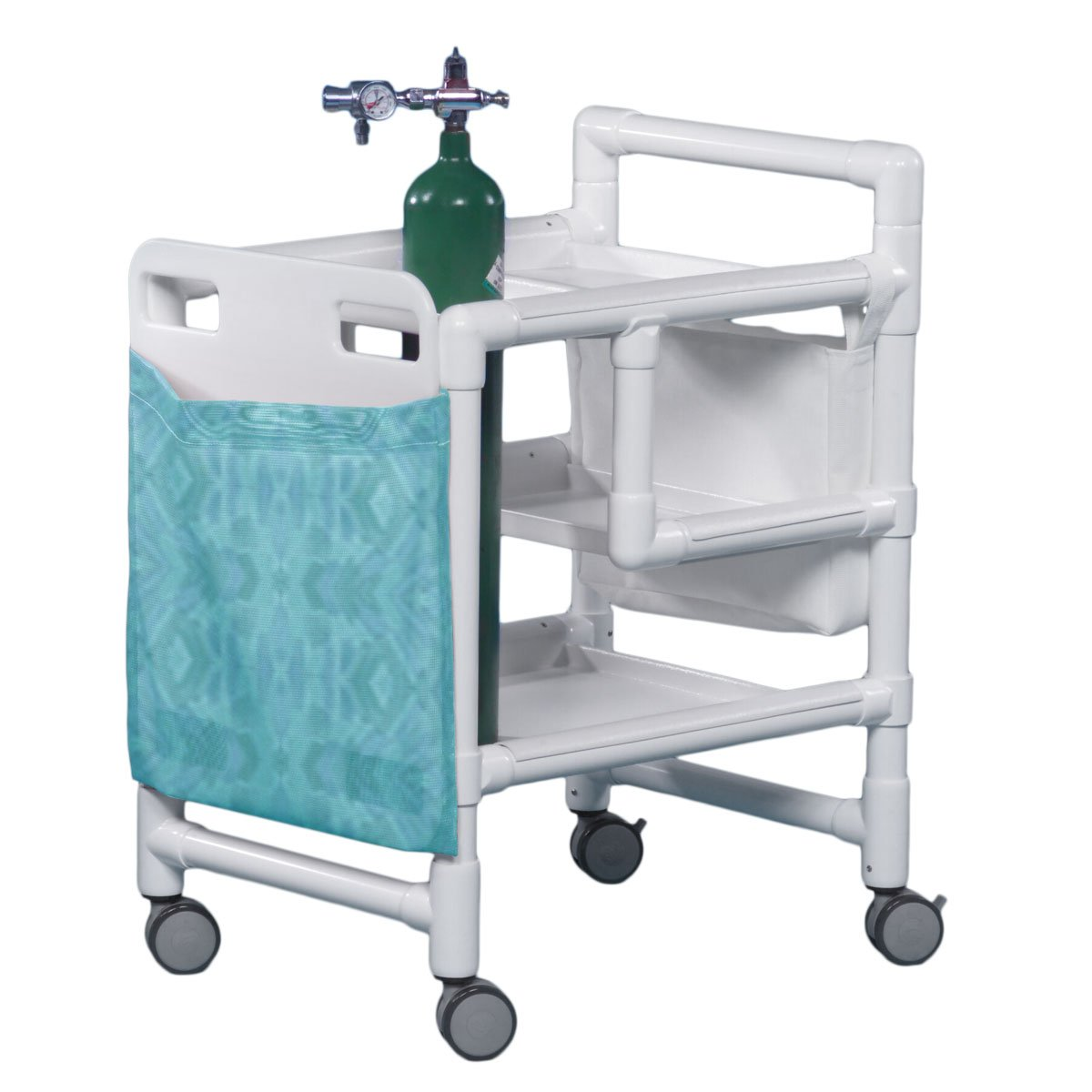 Optional Cover For Emergency Cart Sure Chek TBrass