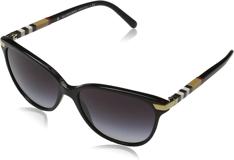 TALLA L. Burberry Gafas de Sol Unisex Adulto