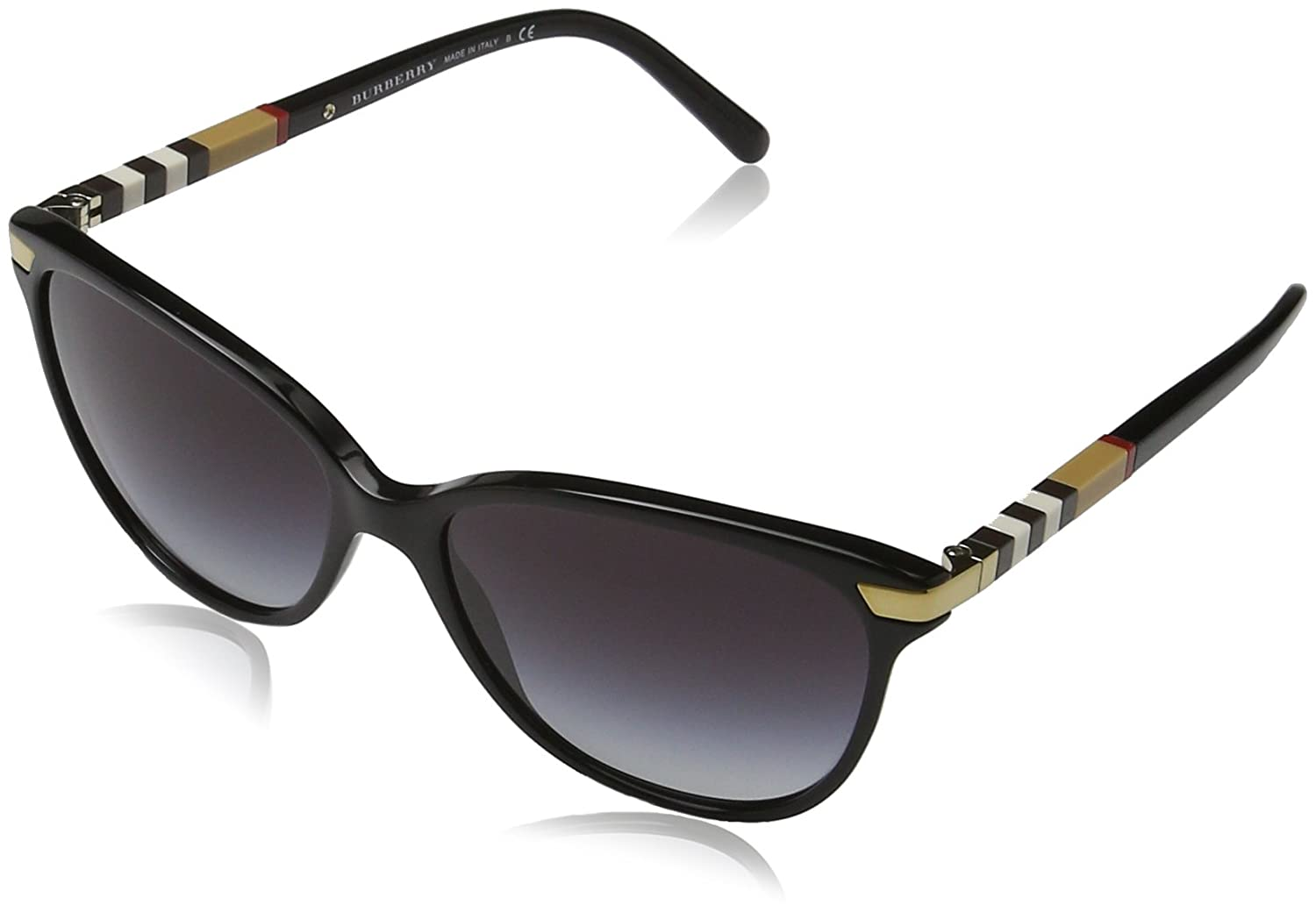 Burberry Womens BE4216 Sunglasses