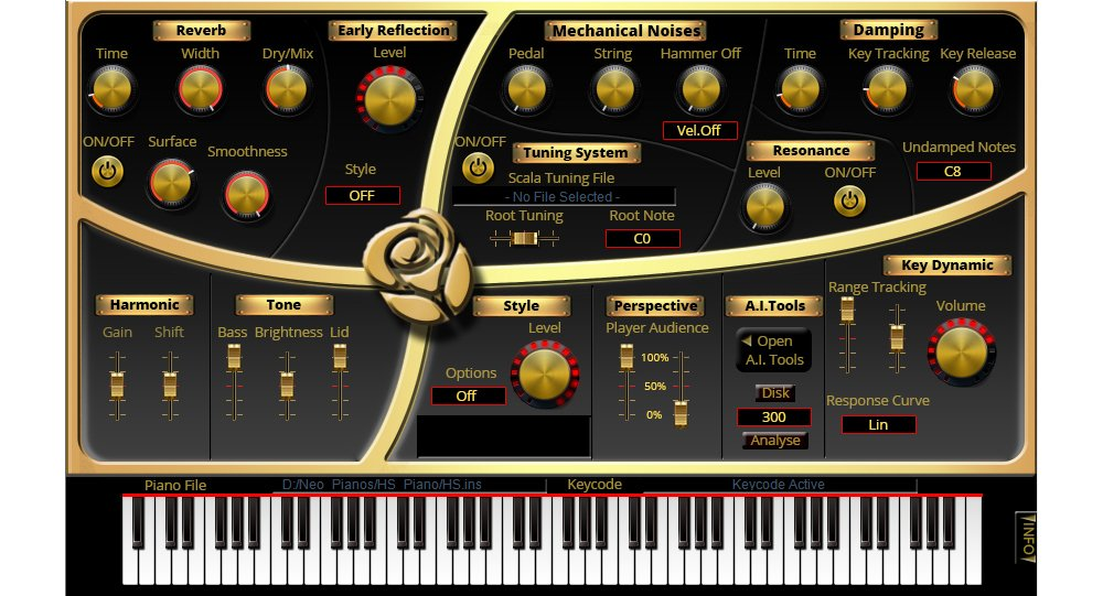 Sound Magic Mega Steinway Virtual Piano Collection Software by SoundMAGIC