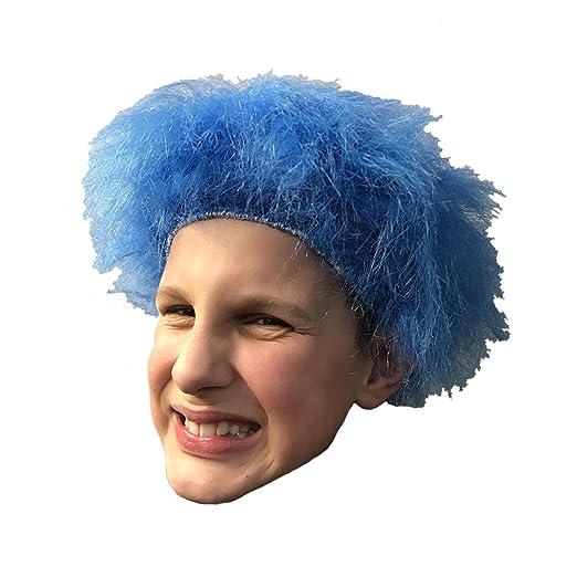 1 opinioni per Fancy Dress Bleu perruque Thing 1Thing 2pour chat dans le chapeau pour femme