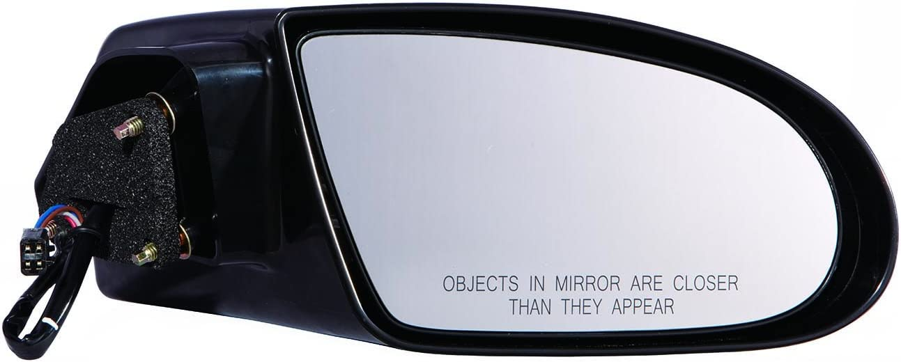 DEPO 335-5436L3EB Chevrolet Camaro Driver Side Non-Heated Power Mirror