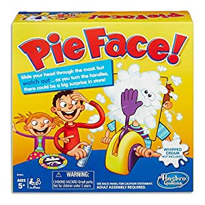Pie Face - Family Social Game - Ages 5+
