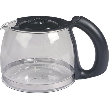 Rowenta ZK130 - Jarra para cafetera eléctrica, Color Negro y ...