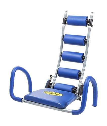 Fitfiu AB8002 - Banco de Abdominales, Color Azul