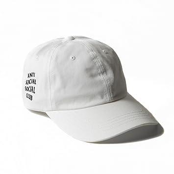 7bc12f39cbf2d BRAND NEW RARE Anti Social Social Club 6 panel Get Weird cap Pink Hat -  Travis Scotts caps hats for men women