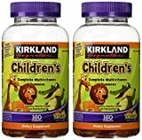 Kirkland Signature Children's Complete Multivitamin Gummies, 320 Count For Sale