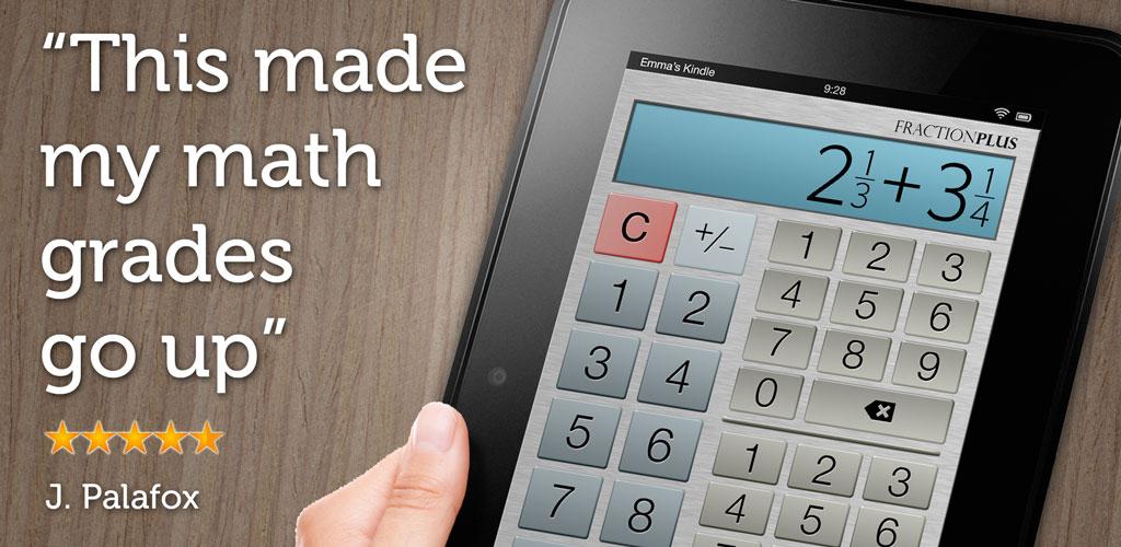 Amazon.com: Fraction Calculator Plus Free: Appstore for ...
