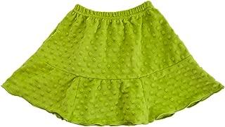 product image for Cheeky Banana Little Girls Minky Dot Skirt