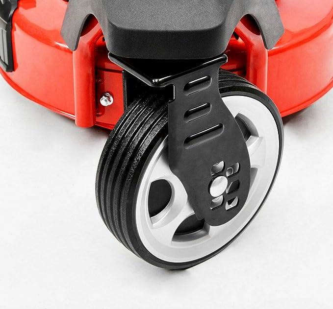 HECHT cortadora de césped eléctrica 1863 S de 3 ruedas de ...